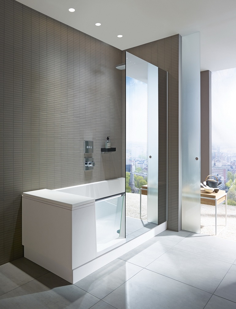 Duravit_Shower_Bath