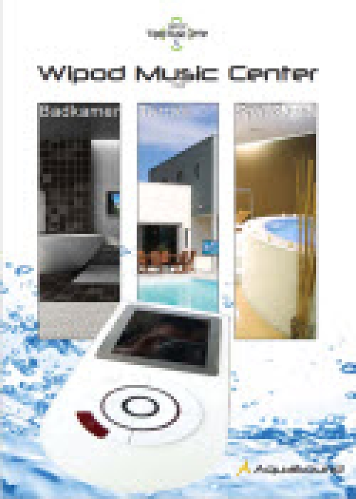 Aquasound Wipod music center
