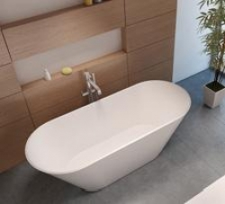 Riho solid surface baden