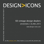 Design Icons in Amsterdam