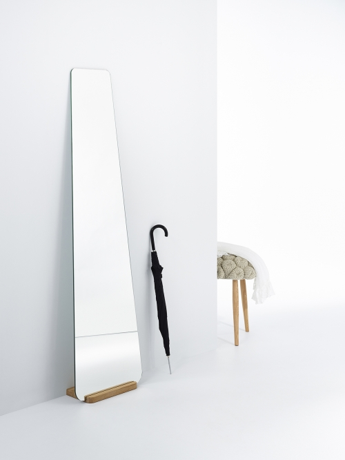 Reflect+ by Deknudt Mirrors op INTERIEUR 2014